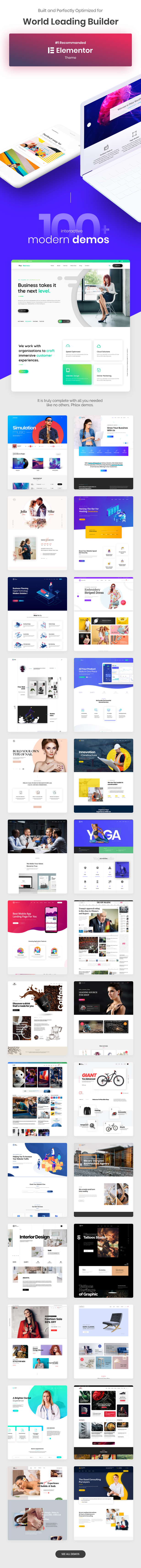 Phlox Pro - Elementor MultiPurpose WordPress Theme - 3